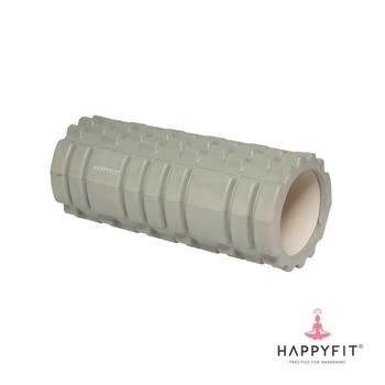 Happyfit Yoga Roller 33 x 14 cm - Grey harga terbaik 150000