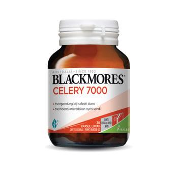 Blackmores Celery 7000 digunakan untuk meredakan nyeri sendi