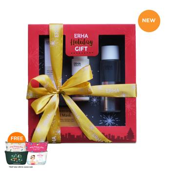 Value Pack Erha Holiday Truwhite Brightening Series harga terbaik
