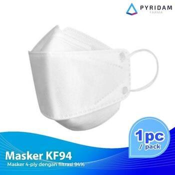 Pyfahealth Masker 4 Ply KF94 (1 Pcs)