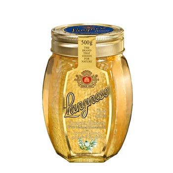 Langnese Acacia Honey with Honeycomb 500 g harga terbaik 385000