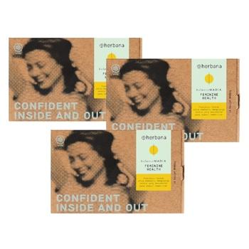 Herbana Balance Madia Feminine Health - Kaplet 10  harga terbaik 95000
