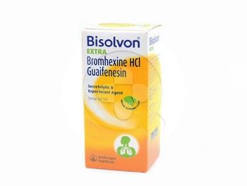 Bisolvon Extra Sirup 60 ml | Beli Online Toko SehatQ, Gratis Ongkir