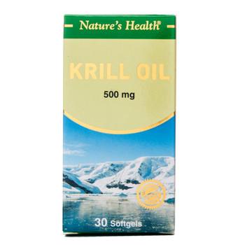 Nature's Health Krill Oil harga terbaik