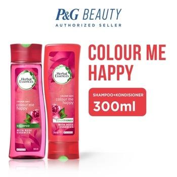 Herbal Essences Colour Me Happy - Paket Shampoo + Conditioner 300 ml harga terbaik 69800
