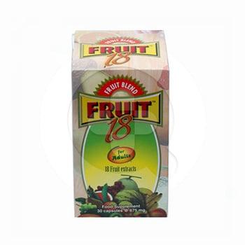 Fruit 18 Adult Kapsul  harga terbaik 191690