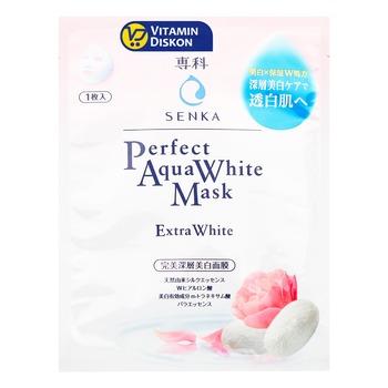Senka Perfect Aqua White Mask  harga terbaik