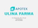 Apotek Ulina Farma