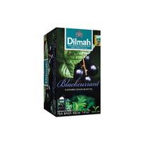 Dilmah Blackcurrant Tea (Foil Envelope 20s)