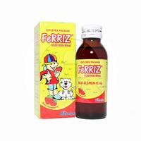 Ferriz Sirup Rasa Strawberry 100 mL