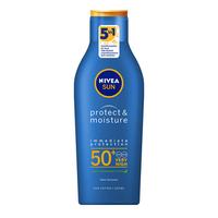 NIVEA Sun Lotion SPF50+ 200 ml