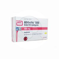 Abbotic Tablet 500 mg (1 Strip @ 10 Tablet)