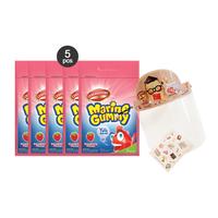 Paket Cerebrofort Gummy Strawberry X Big Bear