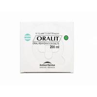 Oralit Kimia Farma Sachet 200 mg (1 Pcs)