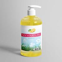Niv Nature Lemon Shampoo 500 ml