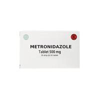 Metronidazole Tablet 500 mg (1 Strip @ 10 tablet)