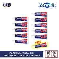 10 Gratis 1 - Pasta Gigi Formula Strong Protector 25 g