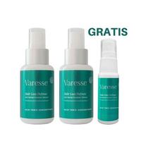 Exclusive Bundling Varesse Hair Tonic Concentrate - 60 ml (2 Botol) GRATIS 20 ml (1 Botol)