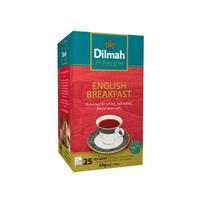 Dilmah English Breakfast Tea (Foil Envelope 25s)