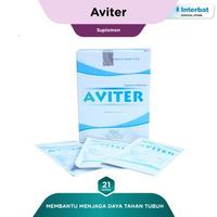 Aviter Sachet (Box @ 21 Sachet)