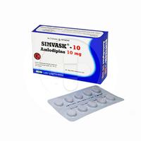 Simvask 10 mg Tablet (1 Strip @ 10 Tablet