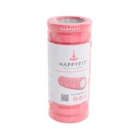 Happyfit Yoga Roller 30 x 10 cm - Pink