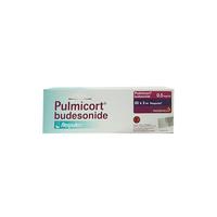 Pulmicort Respules 0,5 mg/ml (1 Strip @ 5 Respules)