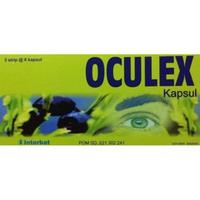 Oculex Kapsul (5 Strip @ 6 Kapsul)