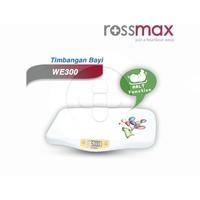 Rossmax Timbangan Bayi Digital WE-300