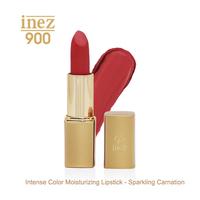 Inez 900 Intense Color Moisturizing Lipstick - Sparkling Carnation