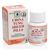 China Tung Shueh Pil (1 Botol @ 80 Pil)