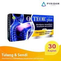 Osteor Plus Kaplet (5 Strip @ 6 Kaplet)
