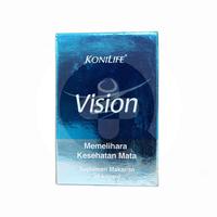 Konilife Vision (Box - 30 Kapsul)