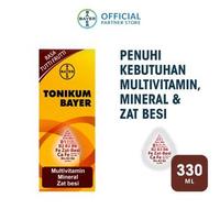 Tonikum Bayer Sirup 330 mL