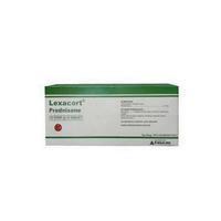 Lexacort Tablet 5 mg (1 Strip @ 10 Tablet)
