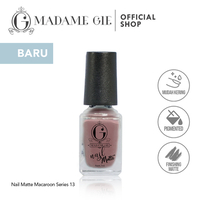 Madame Gie Nail Matte 13 Bakery