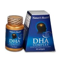 Nature's Health DHA Complex (Box - 60 Softgel)