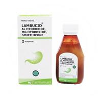Lambucid Suspensi 60 mL