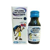 Holizinc Sirup 60 ml