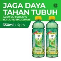 Adem Sari Ching Ku Botol 350 mL x 4