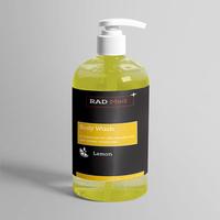 Rad Med Lemon Body Wash 500 ml