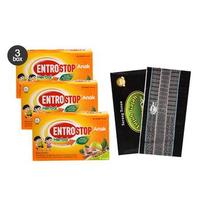 Paket Entrostop Herbal + Sarung