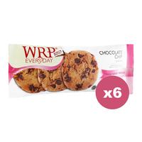 WRP Cookies Chocolate 6 x 30 g