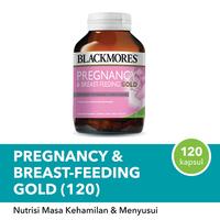 Blackmores Pregnancy & Breast - Feeding Gold (120)