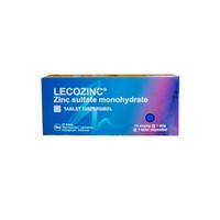 Lecozinc Tablet 20 mg (1 Strip @ 10 Tablet)