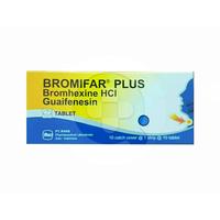 Bromifar Plus Tablet (1 Strip - 10 Tablet)