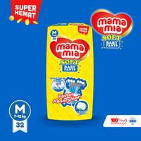 Mamamia Soft Popok bayi Tipe celana M 32+4