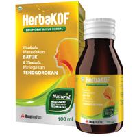 Herbakof Sirup 100 mL
