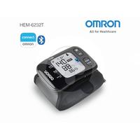 Omron Tensimeter Wrist Blood Pressure Monitor HEM-6232T