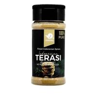 Emaku Bumbu Tabur - Indonesian Terasi / Terasi Bubuk 60 g